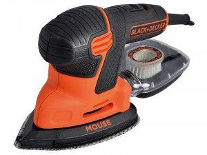 Black & Decker KA2500K-GB Compact Mouse® Sander 120W 240V