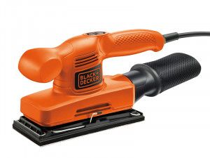 Black & Decker KA310 1/3 Sheet Orbital Sander 240W 240V