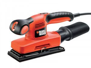 Black & Decker KA320EKA 1/3rd Sheet Variable Speed Orbital Sander 240W 240V