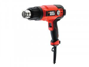 Black & Decker KX 2200K Heavy-Duty Heat Gun 2000W 240V