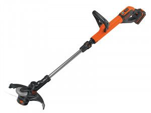 Black & Decker STC1820PC AFS String Strimmer 18V 1 x 2.0Ah Li-Ion