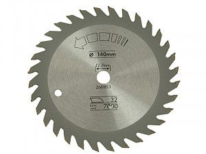 Black & Decker, Tungsten Carbide Tipped/HM Blade