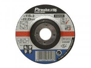 Black & Decker X32025 Proline Metal Cut Off Disc 115mm