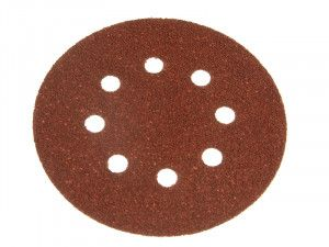 Black & Decker, Perforated Sanding Discs 125mm