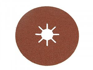 Black & Decker Fibre Discs 115mm x 22mm 40g (Pack of 5)
