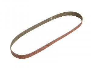 Black & Decker Silicone Carbide Sanding Belts 451mm x 13mm 60g (Pack of 3)