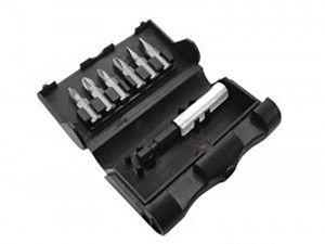 Black & Decker X60480 Screwdriver Bit Set 7 Piece