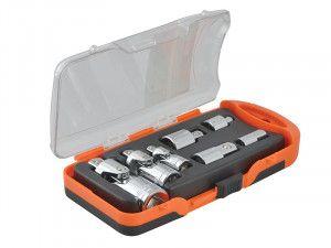 BlueSpot Tools Universal Joint & Adaptor Set, 7 Piece