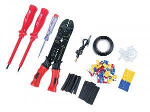 BlueSpot Tools 82 Piece Electrical Tool Set