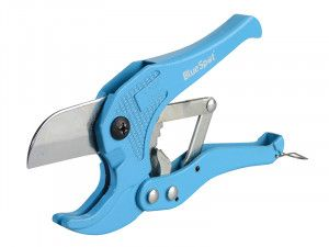 BlueSpot Tools Ratchet PVC Pipe Cutter 42mm