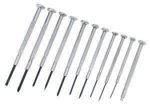 BlueSpot Tools Precision Screwdriver Set of 11