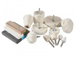 BlueSpot Tools Polishing Kit 18 Piece