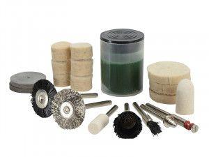 BlueSpot Tools Cleaning & Polishing 20 Piece Kit