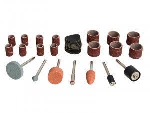 BlueSpot Tools Sanding & Grinding Accessory 31 Piece Kit