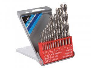 BlueSpot Tools HSS Drill Set of 13 1.5-6.5mm