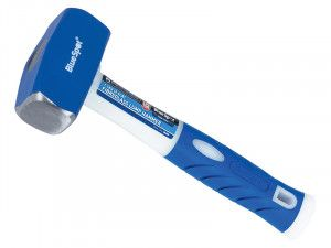 BlueSpot Tools Club Hammer Fibreglass Handle 1.13kg (2.1/2lb)