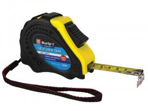 BlueSpot Tools Easy Read Magnetic Pocket Tape 5m/16ft (Width 17mm)