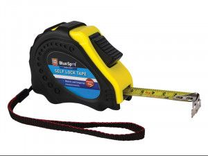 BlueSpot Tools Easy Read Magnetic Pocket Tape 7.5m/25ft (Width 22mm)
