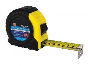 BlueSpot Tools Broad Buddy Pocket Tape 8m/26ft (Width 32mm)