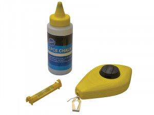 BlueSpot Tools Chalk Line Set 3 Piece