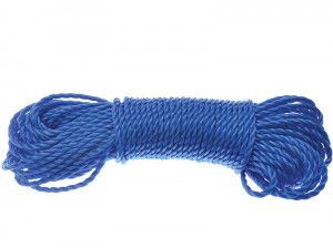 BlueSpot Tools Soft Poly Rope 7mm x 33m
