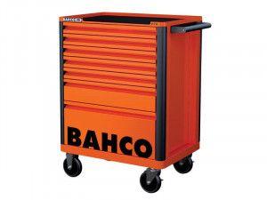 Bahco 7 Drawer B Tool Trolley K Orange