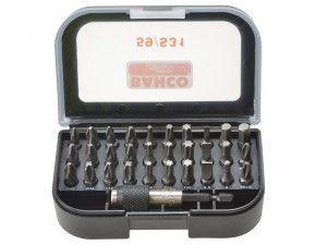 Bahco 59/S31 Bit Set 31 Piece PH / PZ /TX