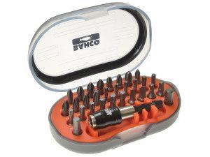 Bahco 60T/311 31 Piece Bit Set Torx, PH, PZ, SL HEX