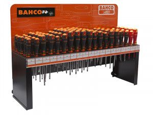 Bahco BAHCOFIT Screwdriver Display 95Pc