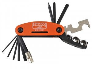 Bahco Multi Bike Pocket Tool