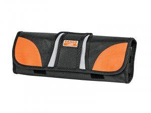 Bahco 10 Pocket Tool Roll 34 x 32cm