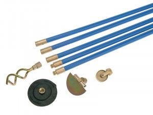 Bailey 1471 Universal 3/4in Drain Cleaning Set 4 Tools