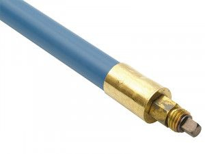 Bailey, Lockfast Blue Polypropylene Rods