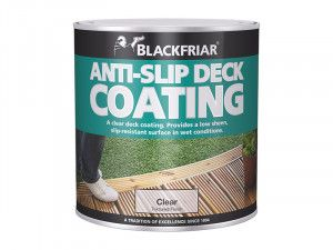 Blackfriar Anti-Slip Deck Coating 2.5 Litre