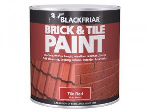 Blackfriar, Brick & Tile Paint