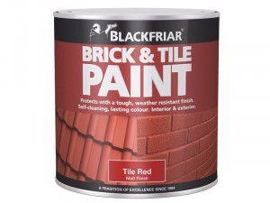 Blackfriar, Brick & Tile Paint