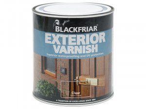 Blackfriar, Exterior Varnish