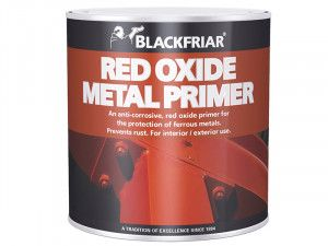 Blackfriar, Red Oxide Metal Primer