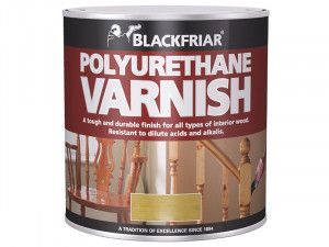 Blackfriar, Polyurethane Varnish