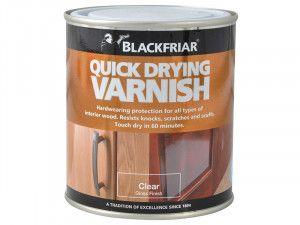 Blackfriar, Quick Drying Duratough Interior Varnish