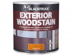 Blackfriar, Traditional Exterior Wood Stain