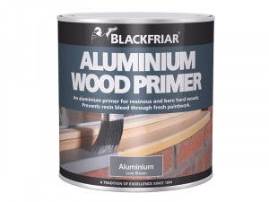 Blackfriar, Wood Primer Aluminium