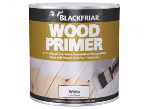Blackfriar, Wood Primer