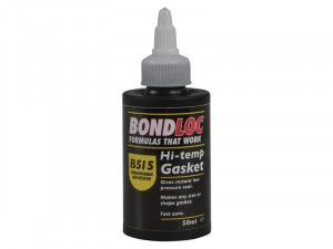 Bondloc B515 Flexible Gasket Sealant 50ml