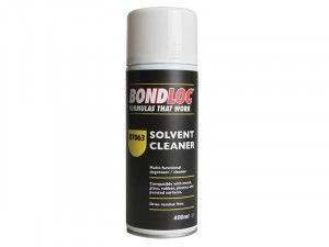 Bondloc B7063 Solvent Cleaner / Degreaser 400ml