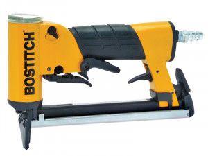 Bostitch 21684B-E Pneumatic Wide Crown Stapler 84 Series