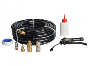 Bostitch CPACK15 15m Hose with Connectors & Oil