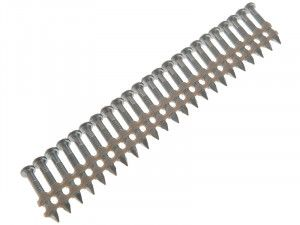 Bostitch MCN Anchor Stick Ring Galvanised Nails 4.00 x 38mm (2000)