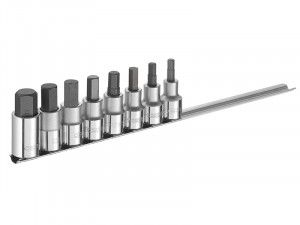 Expert Hex Bit Socket Set of 8 1/2in Drive