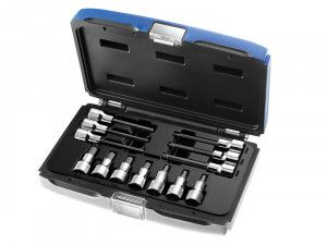 Expert Hex Bit Socket Set of 13 1/2in Drive